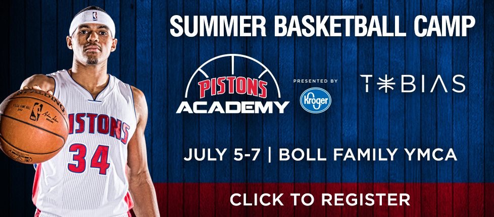 Featured posts pistons academy basketball for Harris ymca summer camp